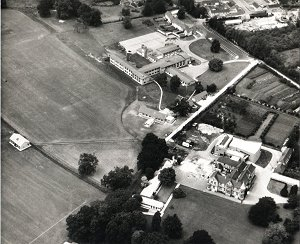 Soham Grammar School & Village College, 1961 - click for a larger image